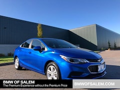 2018 Chevrolet Cruze LT Auto Sedan Salem, OR