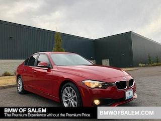 Certified Pre-Owned 2016 BMW 320i xDrive Sedan Salem, OR