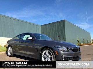 2019 BMW 430i xDrive Coupe Salem, OR