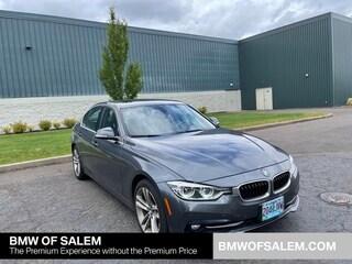 Used 2017 BMW 3 Series 330i Sedan Car Salem, OR