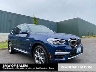 New 2020 BMW X3 xDrive30i SAV in Salem, OR