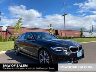 Used 2020 BMW 3 Series 330i xDrive Sedan Car Salem, OR
