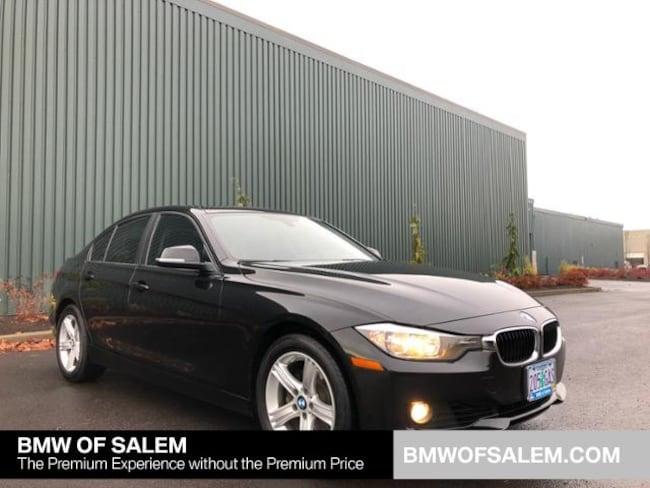 Used 2013 BMW 328i xDrive w/SULEV Sedan Salem, OR