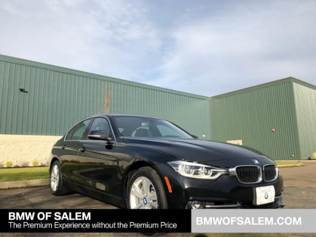 New 2018 BMW 330i xDrive Sedan Salem, OR