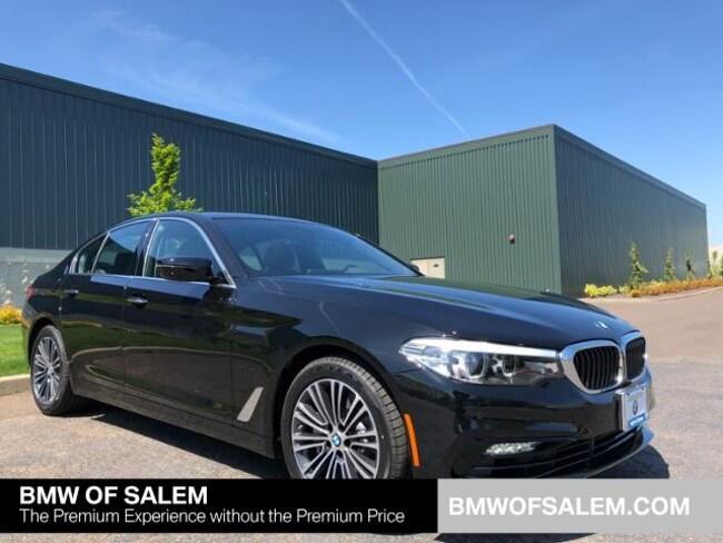 New 2018 BMW 530i xDrive Sedan Salem, OR