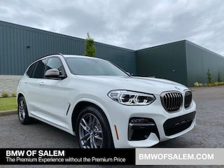 Used BMW SAVs 2020 BMW X3 M40i Sports Activity Vehicle Sport Utility For Sale in Salem, OR