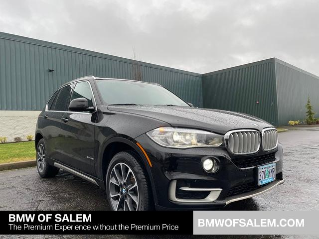 Pre Owned 2018 Bmw X5 Xdrive35i Sports Activity Vehicle Sport Utility Jet Black For Sale In Salem Or Vin 5uxkr0c59j0x84295