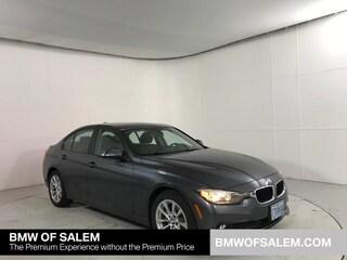 Certified Pre-Owned 2017 BMW 3 Series 320i xDrive Sedan Car Salem, OR