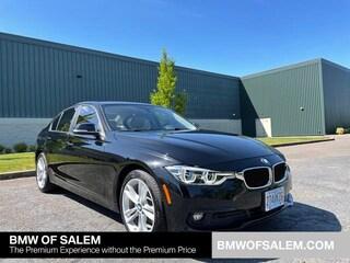 Certified Pre-Owned 2018 BMW 3 Series 320i xDrive Sedan Car Salem, OR