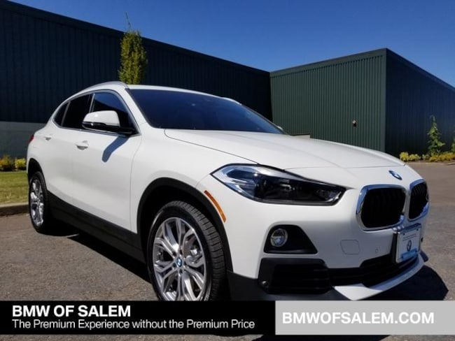 New 2019 BMW X2 xDrive28i Sports Activity Coupe Salem, OR