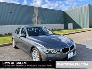 Used 2018 BMW 3 Series 320i xDrive Sedan Car Salem, OR