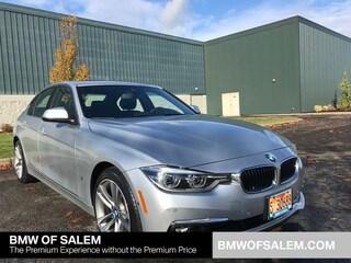 Used 2018 BMW 3 Series 328d xDrive Sports Wagon Station Wagon Salem, OR