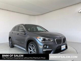 Used BMW SAVs 2017 BMW X1 xDrive28i Sports Activity Vehicle Sport Utility For Sale in Salem, OR