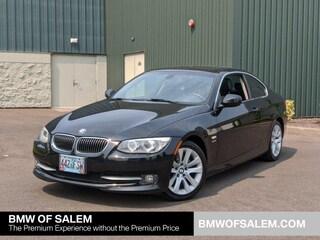 Used 2011 BMW 3 Series 2dr Cpe 328i xDrive AWD SULEV Car Salem, OR