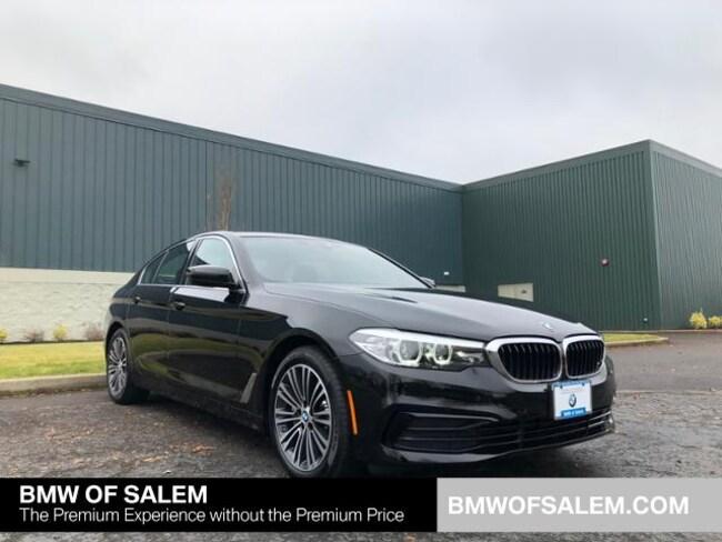 New 2019 BMW 530i xDrive Sedan Salem, OR