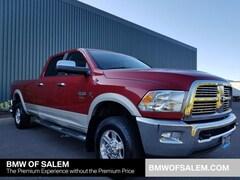2010 Dodge Ram 3500 Laramie Truck Crew Cab Salem, OR