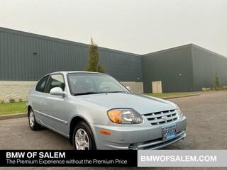 2005 Hyundai Accent 3dr HB Cpe GLS Auto Car Salem, OR