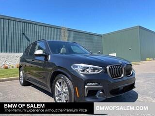 New 2021 BMW X3 M40i SAV in Salem, OR