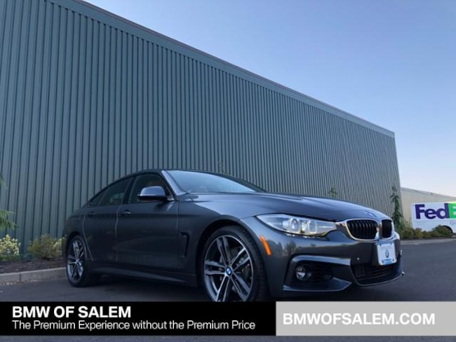 New 2019 BMW 440i xDrive Gran Coupe Salem, OR