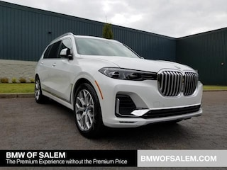 New 2019 BMW X7 xDrive40i SUV in Salem, OR