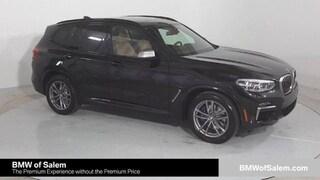 New 2020 BMW X3 M40i SAV in Salem, OR