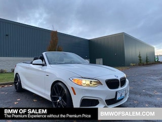 Used 2016 BMW 2 Series 2dr Conv 228i xDrive AWD Convertible Salem, OR