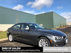 New 2018 BMW 320i xDrive Sedan in Salem, OR