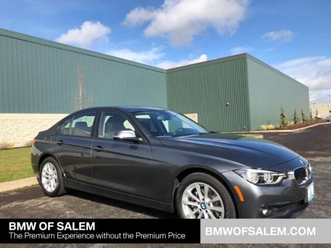New 2018 BMW 320i xDrive Sedan Salem, OR