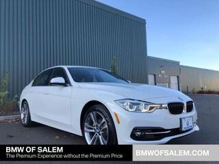 Used 2018 BMW 3 Series 330i Sedan Car Salem, OR
