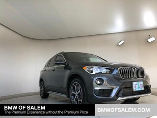Used BMW SAVs 2019 BMW X1 xDrive28i Sports Activity Vehicle Sport Utility For Sale in Salem, OR