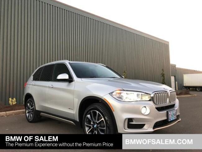 Used 2018 BMW X5 xDrive35i SAV Salem, OR