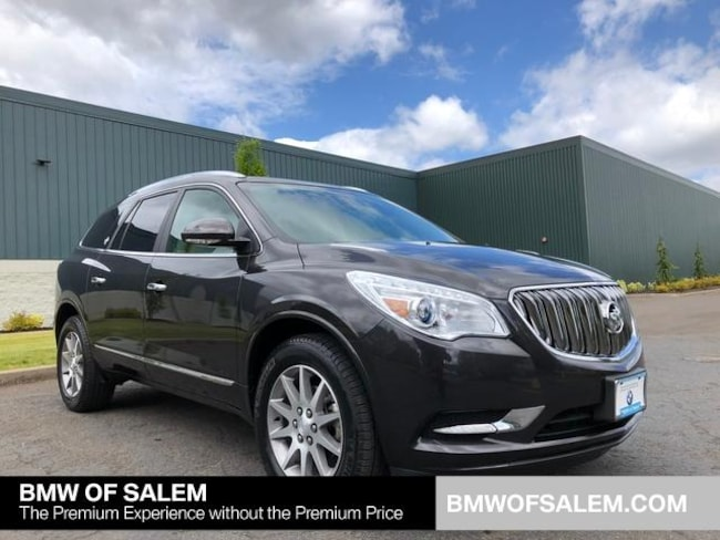Used 2017 Buick Enclave Leather SUV Salem, OR