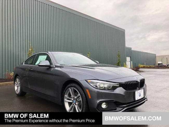 New 2019 BMW 430i xDrive Coupe Salem, OR