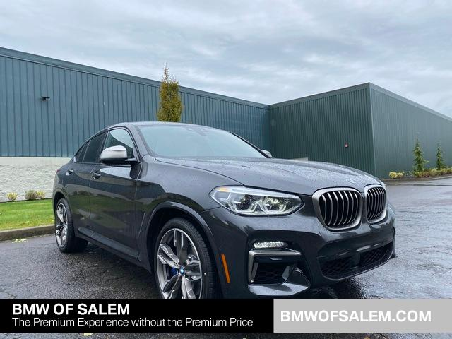 2021 BMW X4 Sports Activity Coupe