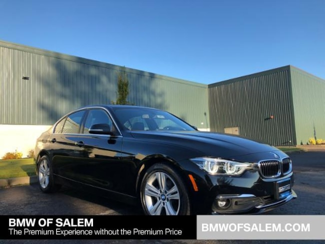 Used 2016 BMW 328d Sedan Salem, OR