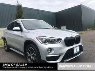 Used BMW SAVs 2016 BMW X1 AWD 4dr xDrive28i Sport Utility For Sale in Salem, OR