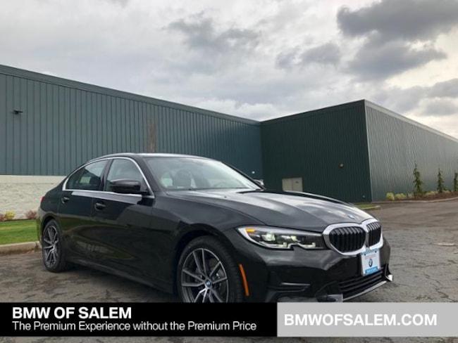 New 2019 BMW 330i Sedan Salem, OR