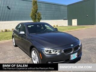 Used 2018 BMW 3 Series 330i xDrive Sedan Car Salem, OR