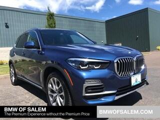 New BMW X5  2020 BMW X5 xDrive40i SAV in Salem, OR