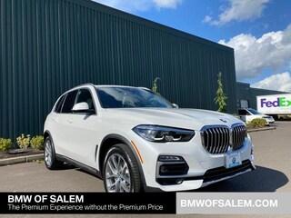 New BMW X5  2021 BMW X5 xDrive40i SAV in Salem, OR