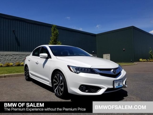 2016 Acura ILX 2.4L w/Premium & A-SPEC Packages (A8) Sedan Medford, OR