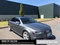 2013 Audi S4 3.0T Sedan Salem, OR