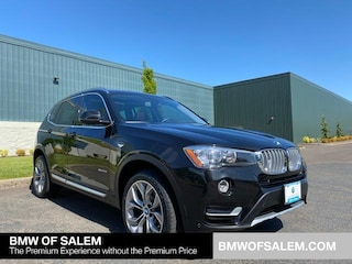 Used 2017 BMW X3 xDrive28i Sports Activity Vehicle Sport Utility Salem, OR