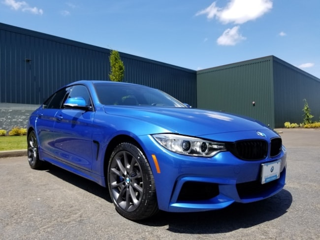 Used 2016 BMW 435i xDrive Gran Coupe Salem, OR
