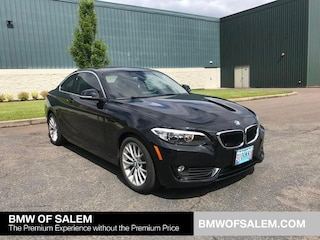 2014 BMW 2 Series 2dr Cpe 228i RWD Car Salem, OR
