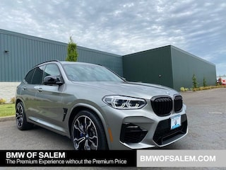 Used 2020 BMW X3 M Competition Sports Activity Vehicle Sport Utility Salem, OR