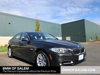 Certified Pre-Owned 2016 BMW 528i xDrive Sedan Salem, OR