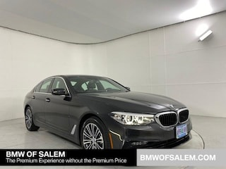 2018 BMW 5 Series 530i xDrive Sedan Car
