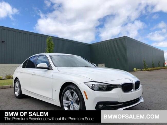 Used 2017 BMW 330e iPerformance Sedan Salem, OR