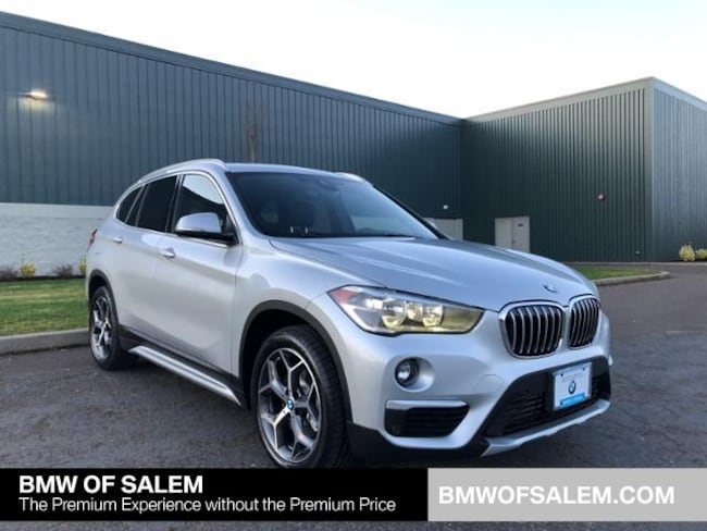 New 2019 BMW X1 xDrive28i SUV Salem, OR